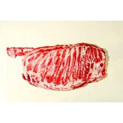 Costillas cerdo ibérico