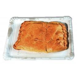 Empanada Mediana de Jamon York y Queso