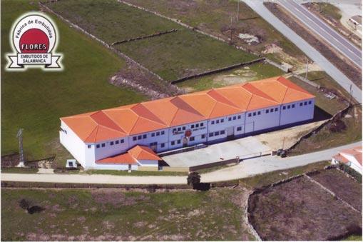 Foto aérea de nuestra fábrica