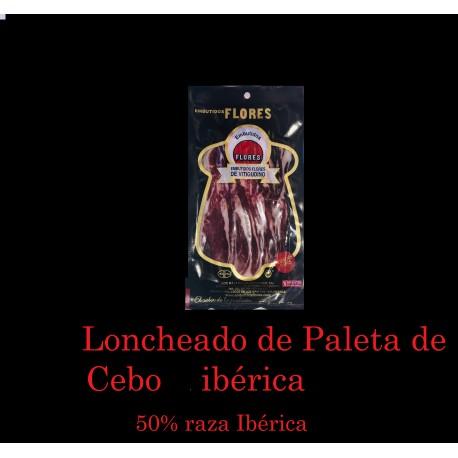 Loncheado de Paleta Ibérica de Bellota