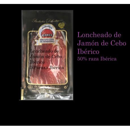 Loncheado Jamón de Cebo Ibérico
