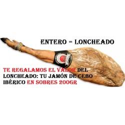 Jamón Ibérico Cebo 7,1 Kilos